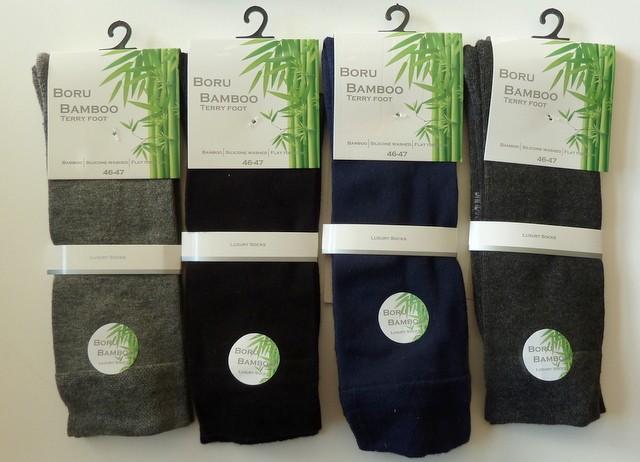 2fc2e2589dd Boru bamboo sokken met badstof (terry) zool - Corry Kousen Sokken