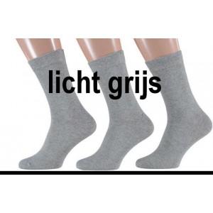 Apollo basic socks van katoen per bundel van drie paar