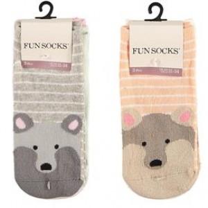 """Sneaker sokjes voor meisjes met leuke prints (zie """"Meer afbeeldingen"""")"""