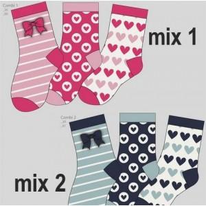 Apollo baby sokjes met diverse printjes