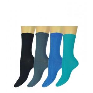 Normale sokken van katoen zonder naad aan de tenen!