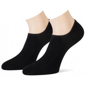 Invisible sneaker sokken van Teckel per twee paar
