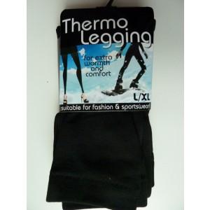 Thermo winter legging voor dames