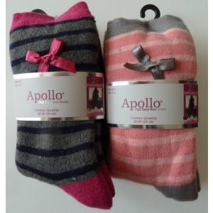"""Warme kinder sokken. Deze sokken zijn badstof gebreid aan de binnenkant. (zie """"Meer afbeeldingen"""")"""