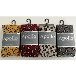 Apollo glitter majo met tijgerprint
