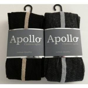 Apollo majo met glitter (blinq blinq) bies opzij