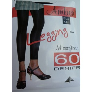 Amber/ Apollo legging microfibre 60 denier
