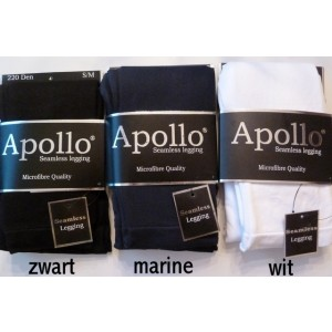 Apollo Seamless Legging voor dames naadloos!!