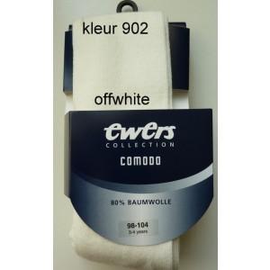 Prachtige kwaliteit uni majo van 80% katoen maat 56 t/m 74