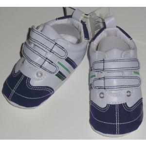 Baby antislip sneakers/ sportschoentjes met makkelijke klitteband sluiting