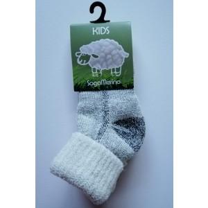 Merino wollen sokjes voor kids. Nooit meer koude voeten!!
